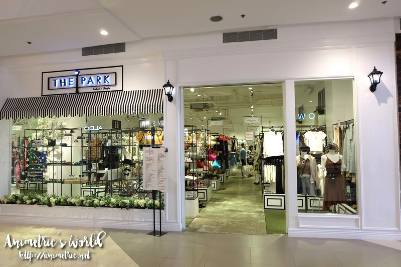 The Park Fashion + Lifestyle UP Town Center