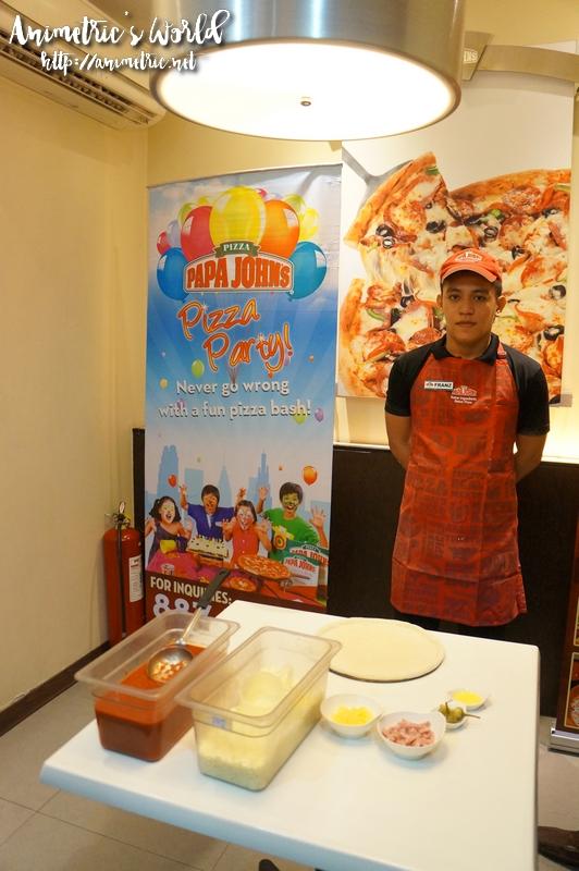 Papa John's Pizza Philippines