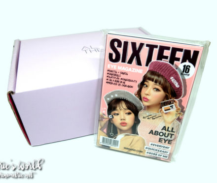16 Brand Sixteen Eye Magazine