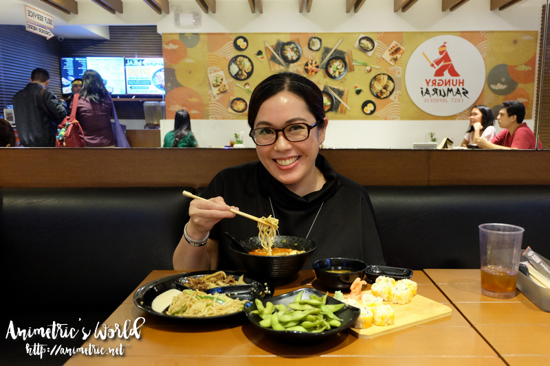 Hungry Samurai Quezon City