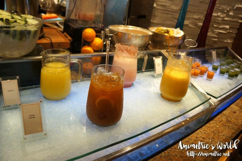 Circles Event Cafe Breakfast Buffet