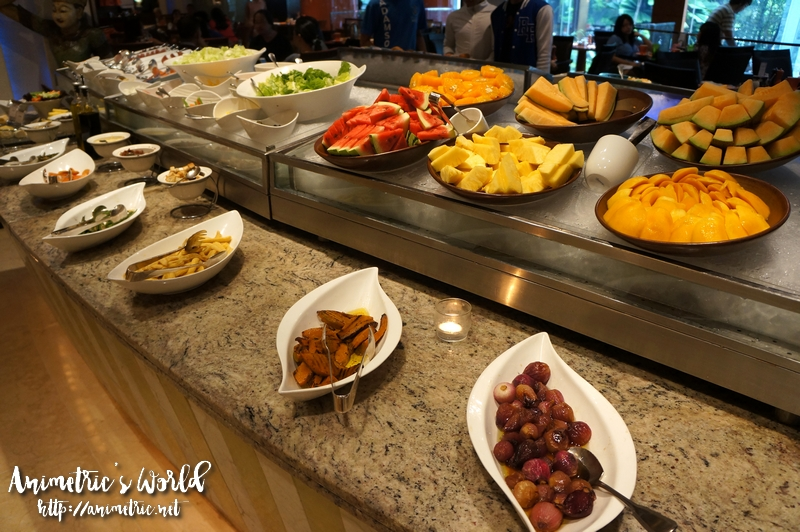 Fabulous Circles Event Cafe Breakfast Buffet At Makati Shangrila Interior Design Ideas Clesiryabchikinfo