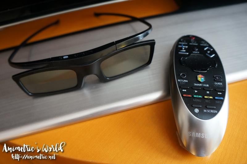 Samsung UHD Curved TV