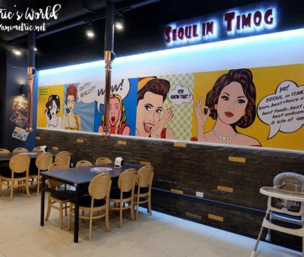 Seoul in Timog