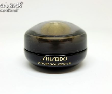 Shiseido Future Solution LX Eye and Lip Contour Regenerating Cream