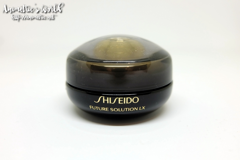 Shiseido Future Solution LX Eye Cream