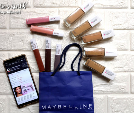 Shopee x Maybelline