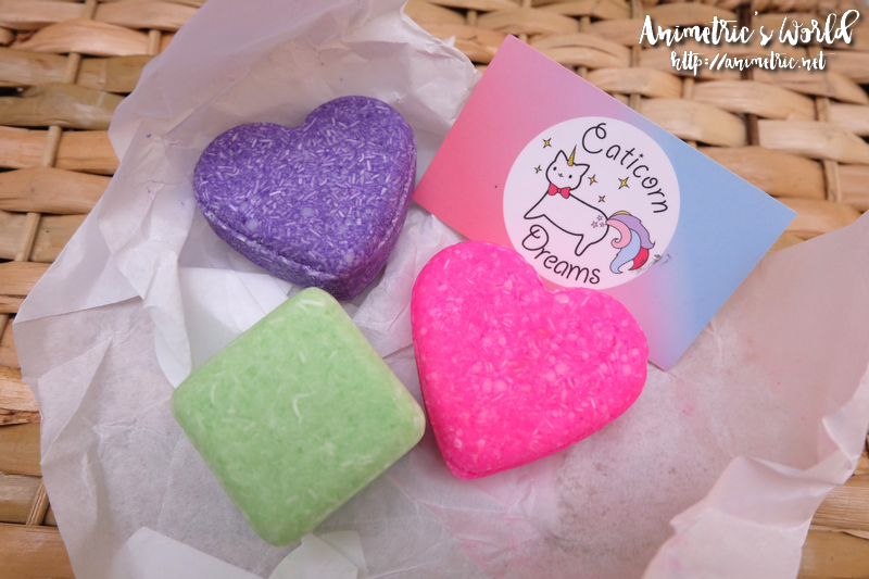 Caticorn Dreams Shampoo Bar