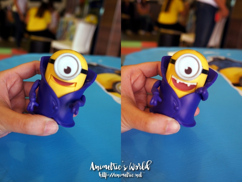 McDonalds Minions Happy Meal
