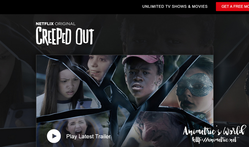 My Netflix Halloween List