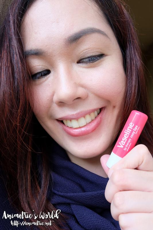 Vaseline Lip Therapy Stick