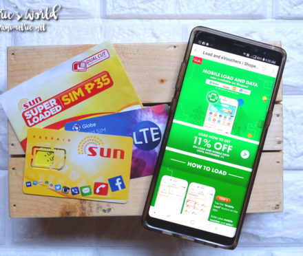 Shopee 11.11 Mobile Load Sale