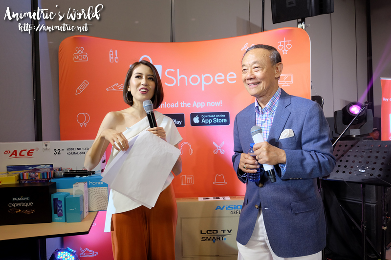 Shopee Live Jam with Jose Mari Chan