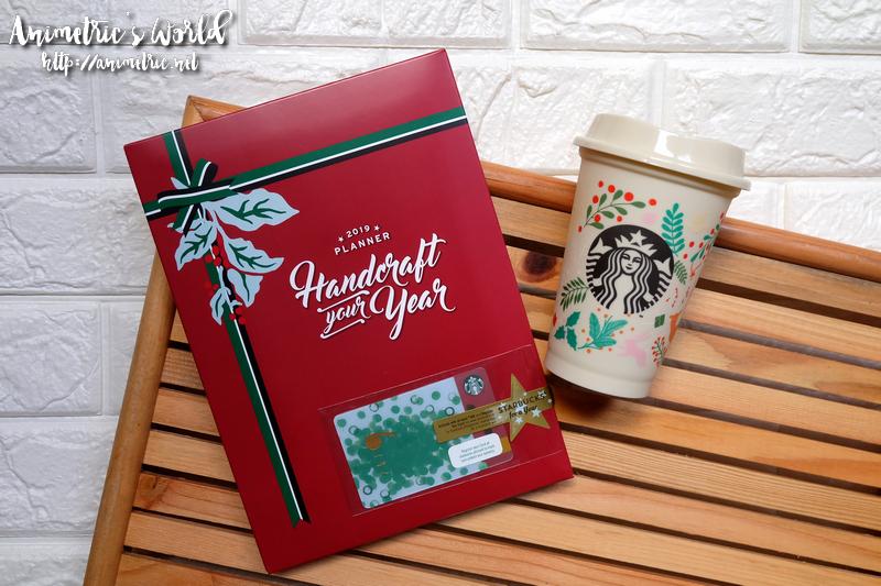 Starbucks Planner 2019