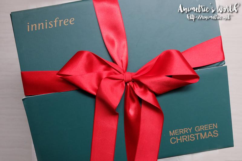 Innisfree Merry Green Christmas