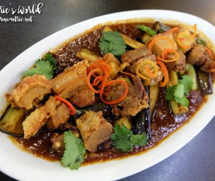 Ombu Kusina Modern Filipino Restaurant