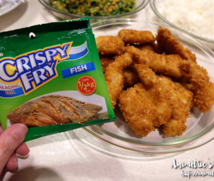 Ajinomoto Crispy Fry Fish