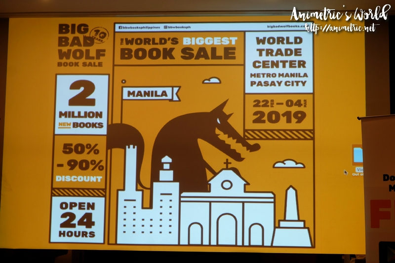 Big Bad Wolf Booksale