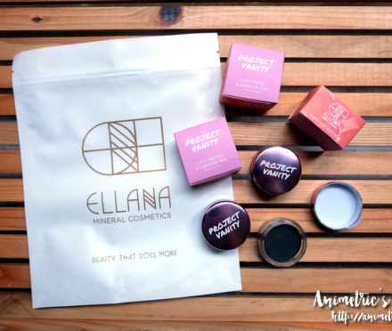 Project Vanity x Ellana Life-proof Eyebrow Gel