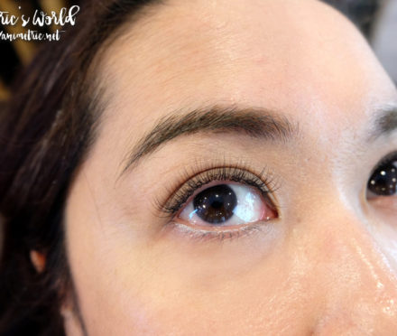 Ayumi Ange Curl Lash Extensions