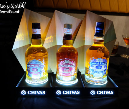 Chivas Regal x Ciccheti