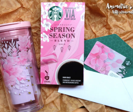 Starbucks Sakura Season