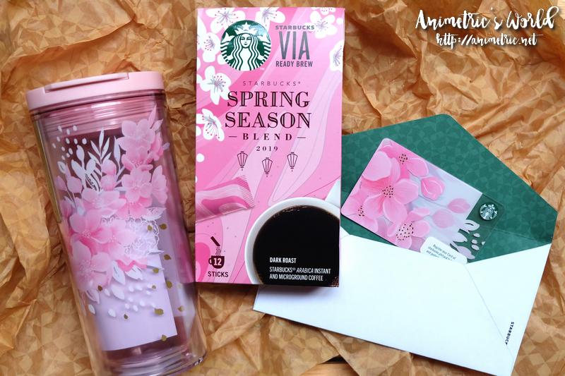 Starbucks Sakura Season