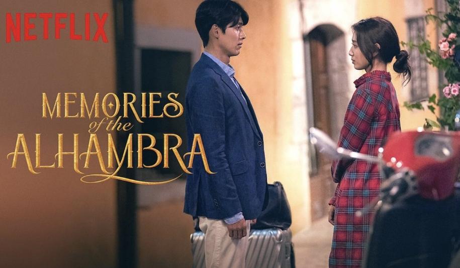 Memories of the Alhambra Netflix K-Drama