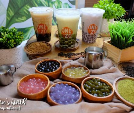 OneZo Milk Tea