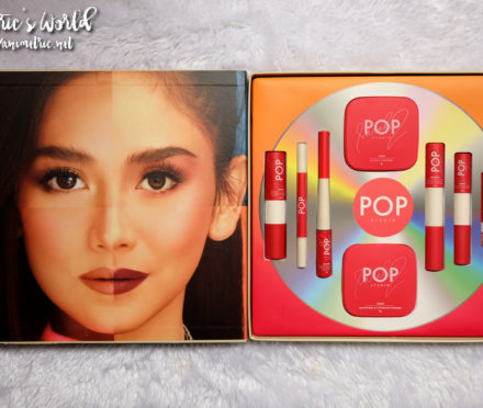 Pop Studio by Sarah Geronimo