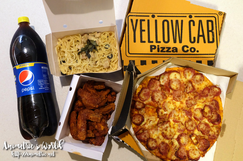Yellow Cab Pizza Co
