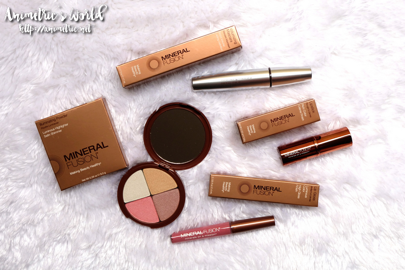 Mineral Fusion Makeup Review