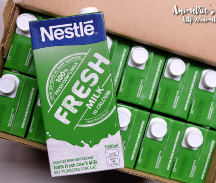 Nestle Ready-to-Drink Subscription Service