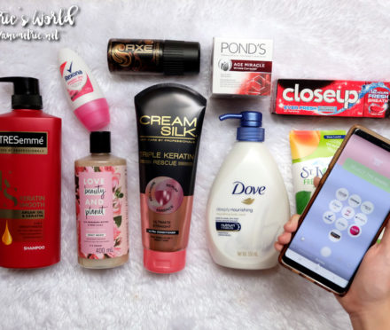 Unilever x Shopee Beauty That Cares Sale