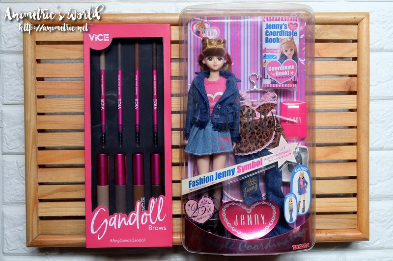 Vice Gandoll Brow Collection