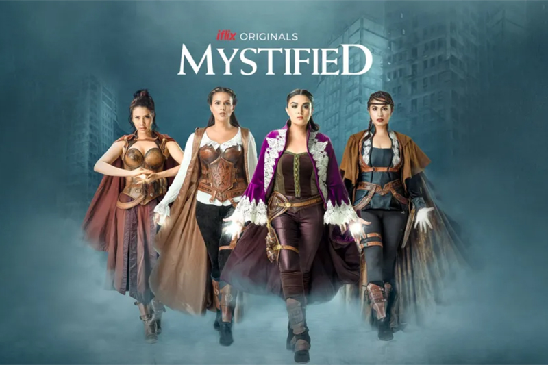 Mystified on Iflix