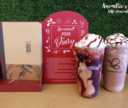 Serenitea Chocolate Christmas