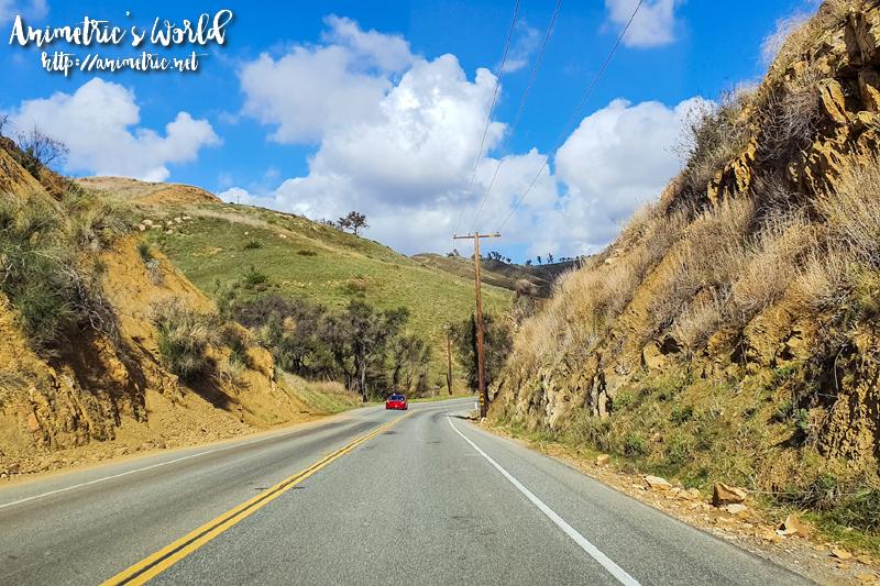 Encinal Canyon Road
