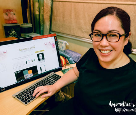 Animetric's Blogging Journey