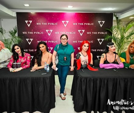 Rupaul's Drag Race Werq The World Manila