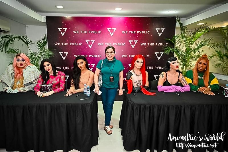 Rupaul's Drag Race Werq The World Manila