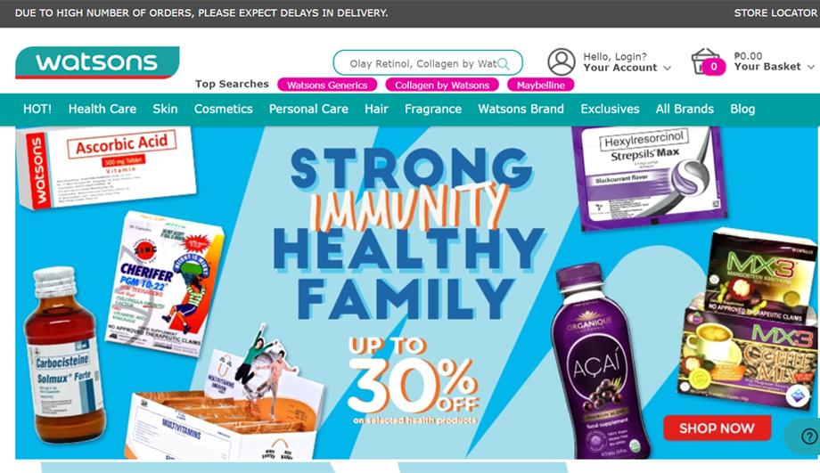 Watsons Immunity