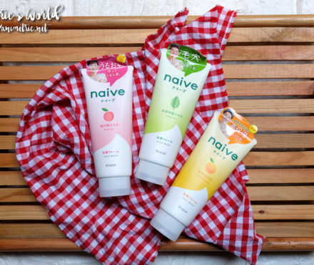 Kracie Naive Face Wash