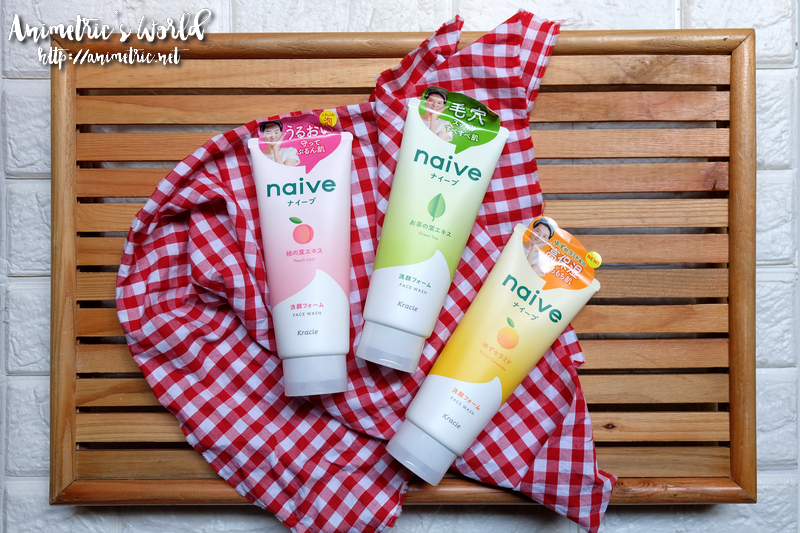 Kracie Naive Face Wash