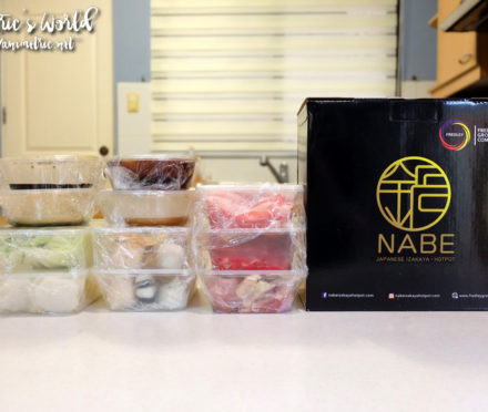 Nabe On-The-Go Set