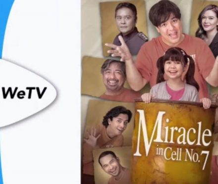 WeTV Miracle in Cell No 7