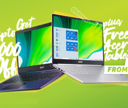 Acer Learn From Home