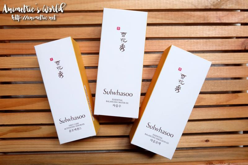 Sulwhasoo Essential Skincare